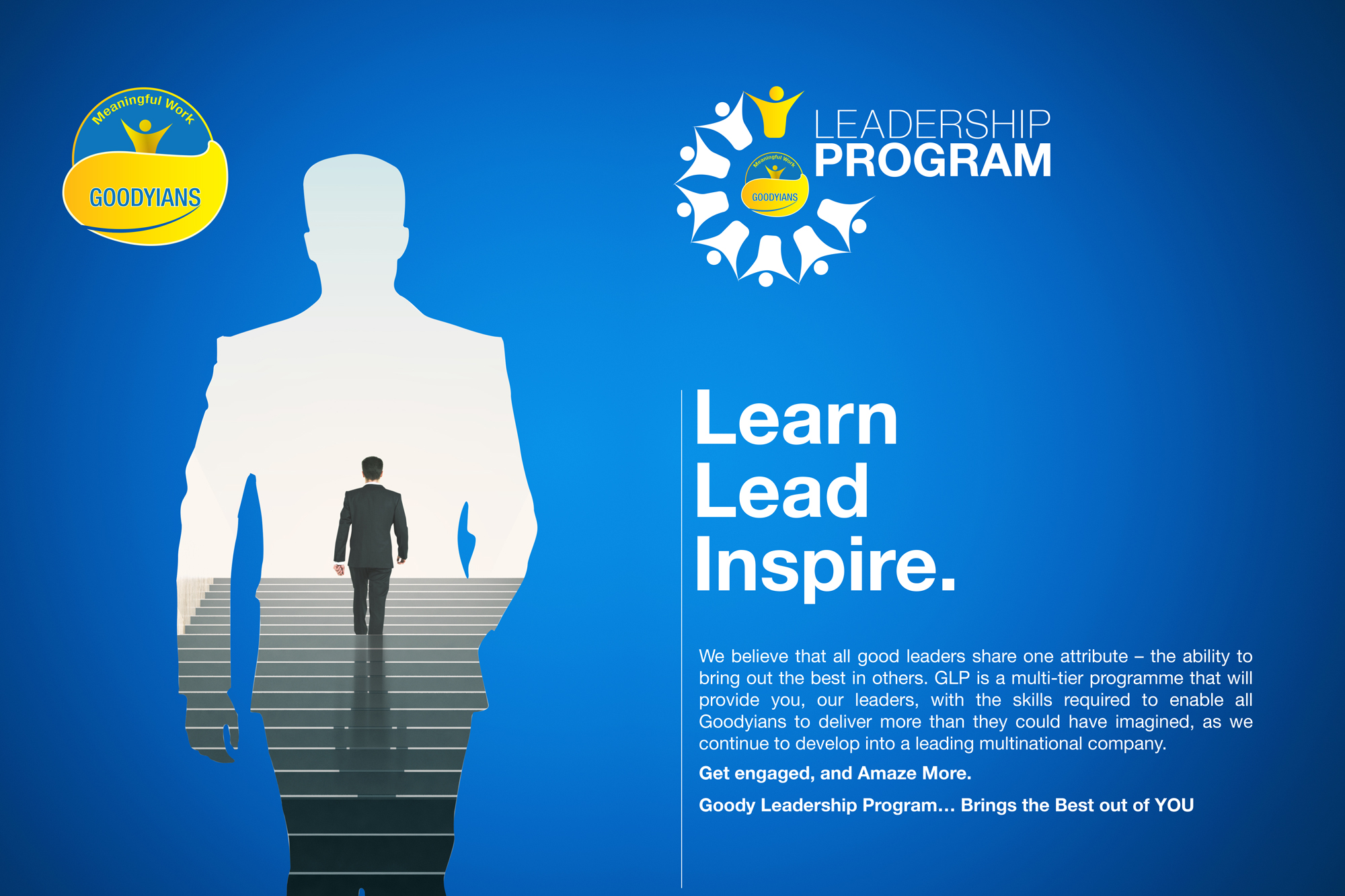 Goody develops our future leaders by launching the Goody Leadership Program