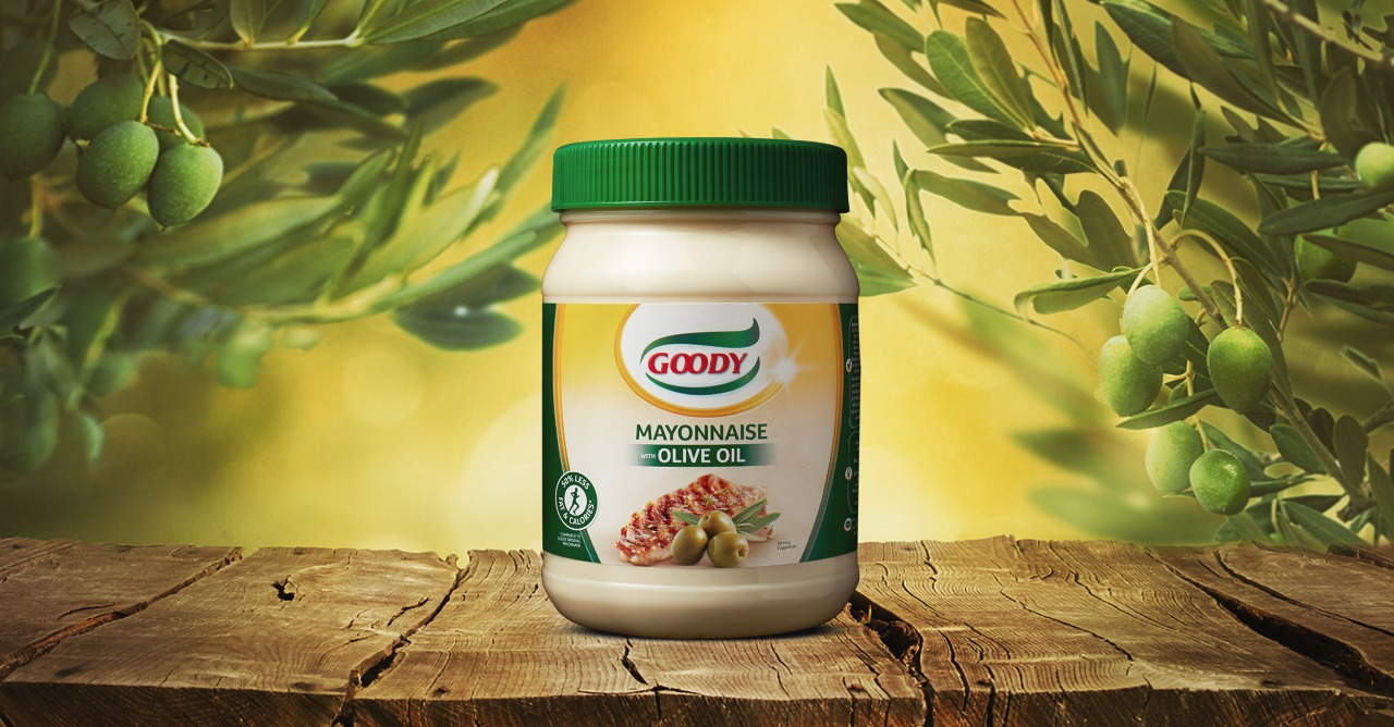 Goody Launched Mayonnaise Olive Oil