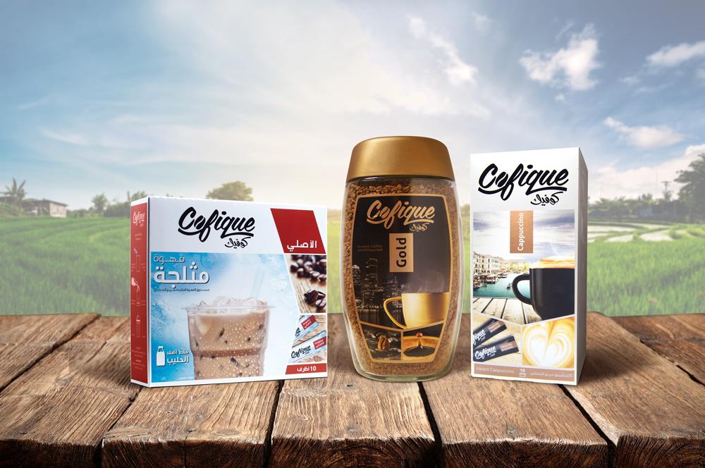 قهوة كوفيك