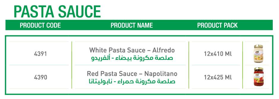 Special Pasta